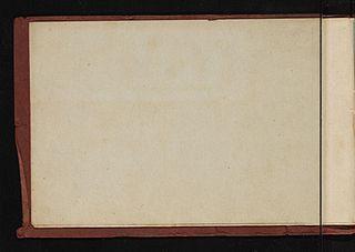 Blank sheet to write on