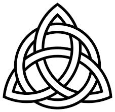 celtic knot triquetra
